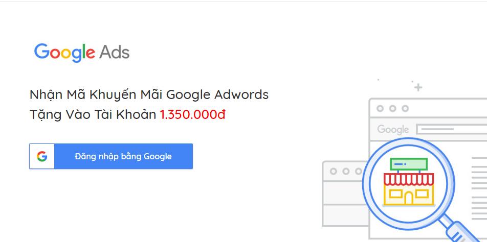 Mã Khuyến mãi AdWords là gì ? Cách nhận mã khuyến mãi AdWords miễn phí
